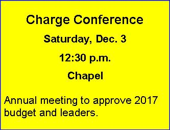 chargeconf