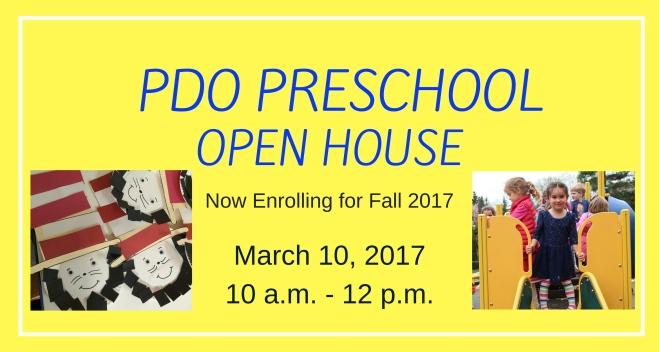 pdo-open-house